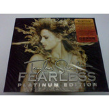 Taylor Swift   Fearless Platinum [cd dvd] Colbie Caillat